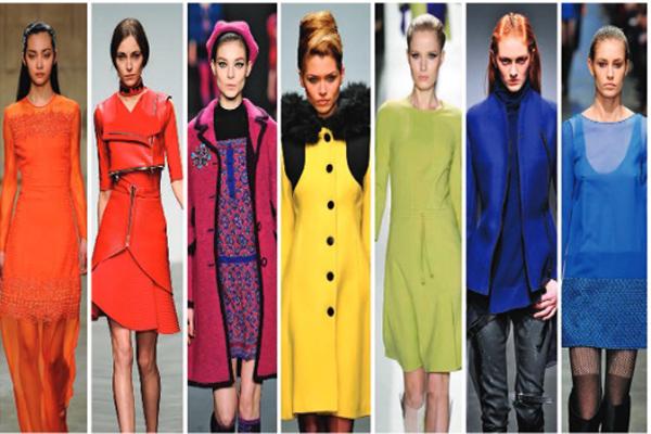 2016 moda renkleri, moda renkleri, 2016 renkleri