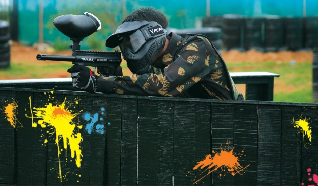 Paintball, paintball oynama, paimntball oyunu