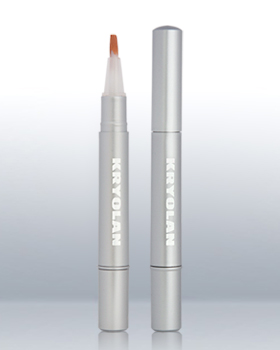 kryolan kapatıcı kullanımı, kryolan brush-on kapatıcı nasıl kullanılır, kryolan kapatıcı kullanma şekli