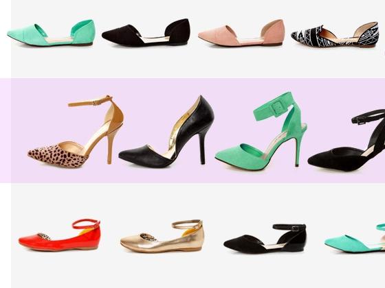 ayakkabı modelleri, ayakkabı çeşitleri