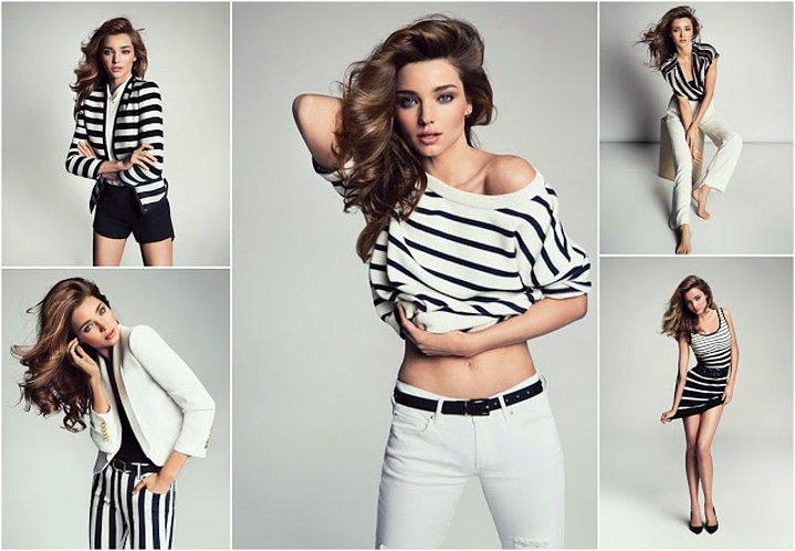 Yeni Giyim Trendleri: Çizgi Modası